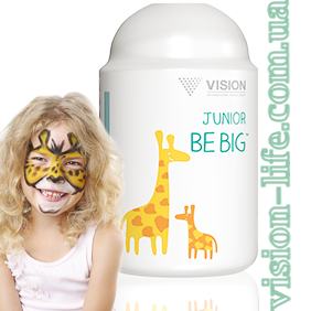Junior Be big vision 1