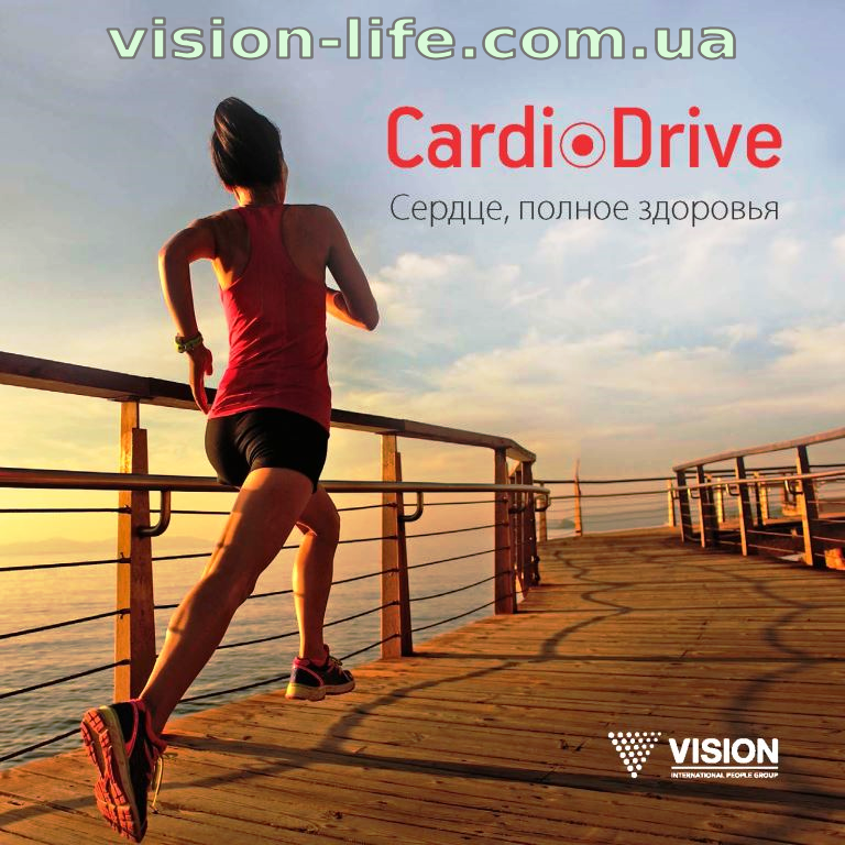 Cardio drive vision 26