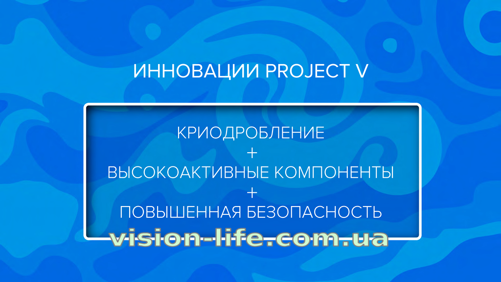 project v vision life 7