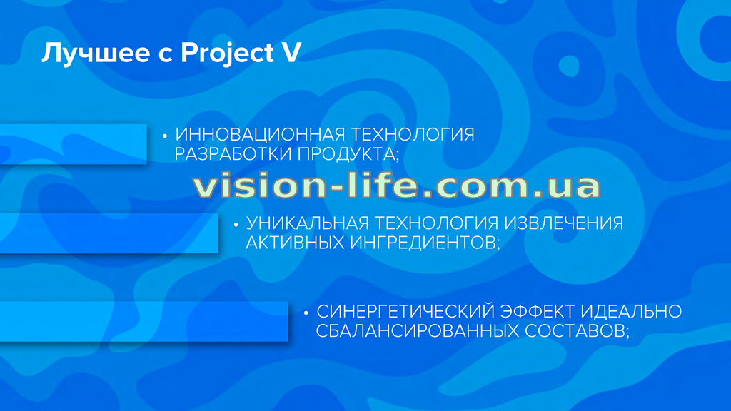 project v vision life 9
